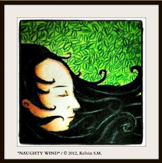 Kelvin S.M. Naughty Wind