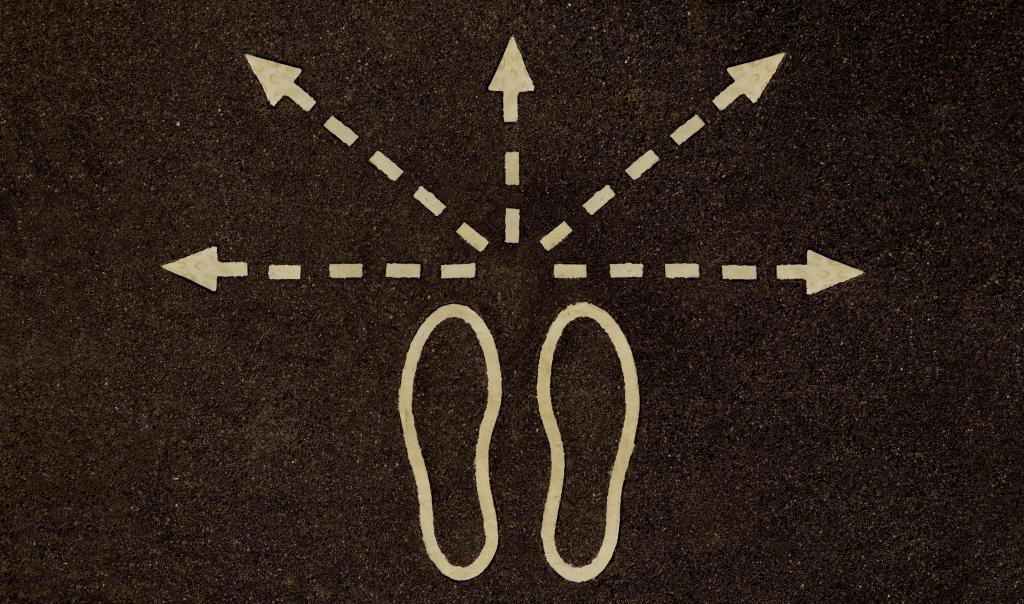 feetdirections